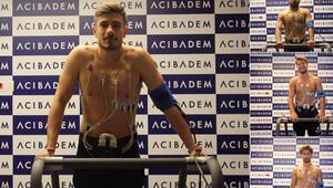 Beşiktaş Futbol Takımında sağlık kontrolleri sürüyor