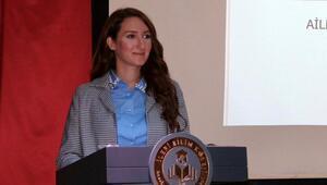 Psikolog Nilay Azimoğlu, İlk eğitim ailede başlar
