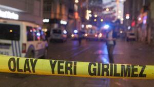 Ankarada sokak ortasında kanlı infaz