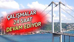 FSM Köprü çalışması ne zaman bitecek