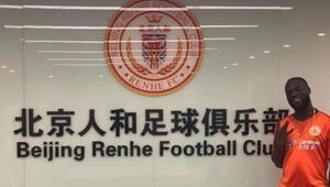 Transferin gözdesi Manu, Çinin Beijing Renhe takımına transfer oldu