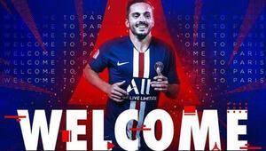 PSGde transfer: Pablo Sarabia imzayı attı