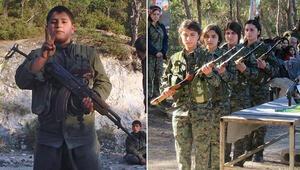 YPG/PKK, BMdeki skandalla çocukları savaştırdığını da kabul etti