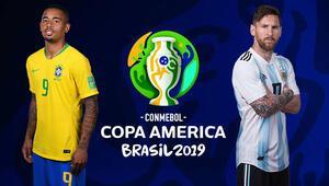 Copa Americada nefesleri kesecek yarı final, TEK MAÇ iddaanın favorisi...