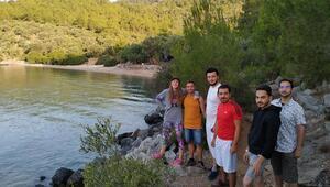 Ankara'nın denizcileri Bodrum'da yelken açtı