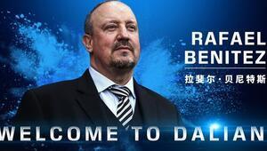 Rafa Benitez, Dalian Yifang ile anlaştı | Transfer haberleri...