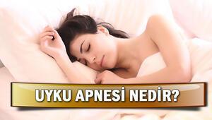 Uyku apnesi nedir, belirtileri nelerdir