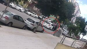 Eşi tarafından öldürülen kadının son görüntüleri ortaya çıktı