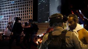 Son dakika... İsrail karıştı... 47 polis yaralandı