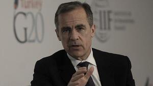 BoE Başkanı Carney: Elbette ki göstergeler endişe verici