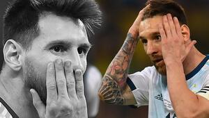 Bu sabaha karşı şoku yaşadı Yine mi Messi...