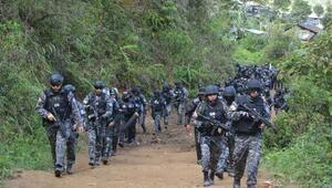 Ekvadorda kaçak madene binlerce polis ve askerle müdahale