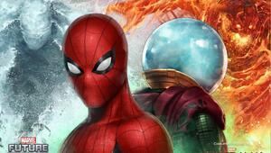 MARVEL Future Fighta yeni Örümcek Adam filmi