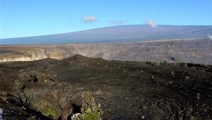 Hawaii'deki Mauna Loa Yanardağı için alarm seviyesi yükseltildi