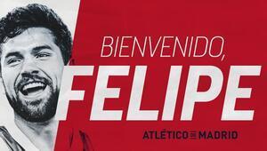Felipe resmi imzayı attı Portodan Atletico Madride...