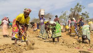 Kenyada kuraklık sebebiyle çok sayıda kişi açlık tehdidi altında