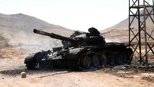 Türkiyeye sataşan Hafter güçleri için Libyada rüzgar tersine döndü