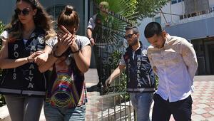 Tatilde hırsızlık yapan İran uyruklu şahıslar yakalandı