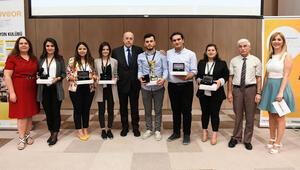Öğrencilerin yenilikçi çözümleri ödüllendirildi