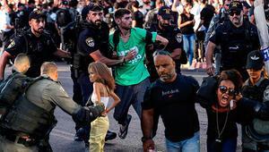 İsrailde büyük öfke...
