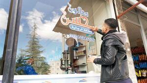 730 işyerine Türkçe tabela uyarısı