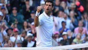 Wimbledonda Djokovic ve Anderson tur atladı