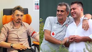 Son Dakika: Beşiktaşta Umut Güner istifasının perde arkası Orhan Ak sabrımı taşırdı