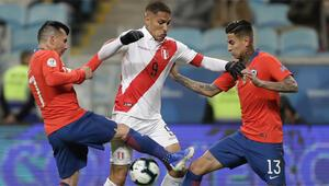 Medel ve Isla yıkıldı Peru, Şiliyi devirip Kupa Amerikada finale yükseldi