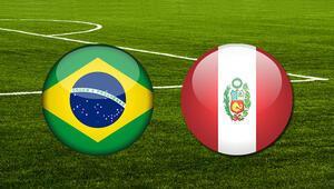 Brezilya Peru maçı ne zaman saat kaçta hangi kanalda Finalin adı belli oldu