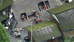 Japonyada şiddetli yağışlar sel ve toprak kaymalarına yol açtı