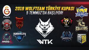 Wolfteam Türkiye Kupası'nda şampiyonluk yarışı başlıyor