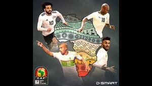 Afrika Uluslar Kupasında Son 16 turu yarın başlıyor Maçlar D-Smartta...