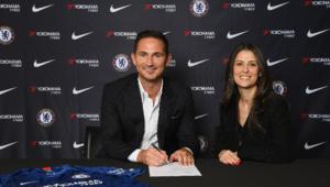 Chelseanin yeni teknik direktörü resmen Frank Lampard