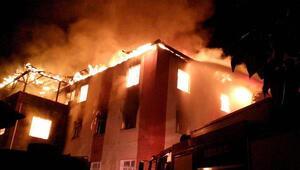 Adana'daki yurt yangını davasında karar çıktı