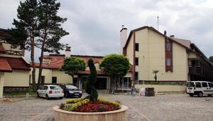 Beşiktaşın, Geredede kiraladığı otelin tadilat çalışmaları tamamlandı