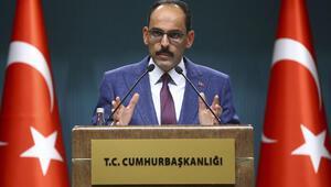 Cumhurbaşkanlığı Sözcüsü Kalın: 3lü zirve Ağustos ayında Türkiyede gerçekleştirilecek
