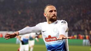 Son dakika Vedat Muriç resmen açıkladı Transfer...