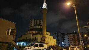 Camiye giren hırsızlık şüphelileri: Yatmak için girdik