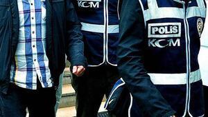Balıkesirde FETÖ operasyonlarında 3 kişi yakalandı