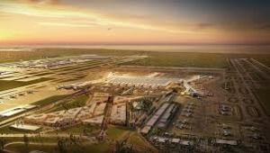 İstanbul Havalimanında 74 saniyede bir sefer yapıldı