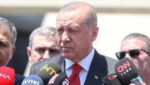 Flaş gelişme Cumhurbaşkanı Erdoğandan yeni parti sorusuna cevap