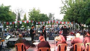 Parklarda yaz konserleri