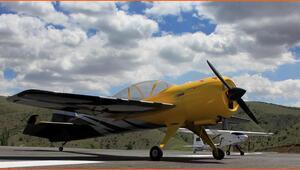Model uçak kursu başlıyor