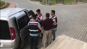 Kurtalanda tefecilik operasyonunda biri memur 2 tutuklama
