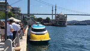 Deniz Postası İstanbulda hizmete başladı