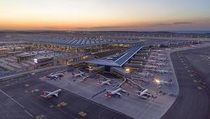 İstanbul Havalimanının son hali havadan görüntülendi