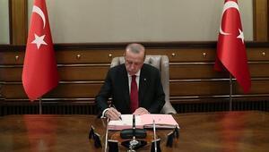 Cumhurbaşkanı Erdoğan imzaladı Atama kararları Resmi Gazetede yayımlandı