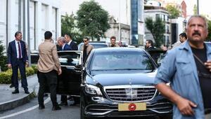 Cumhurbaşkanı Erdoğan İstanbulda milletvekilleri ile bir araya geliyor