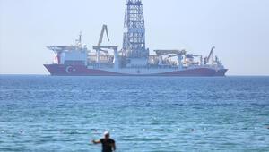 Yavuz gemisinde geri sayım Bir hafta içinde Doğu Akdenizde...