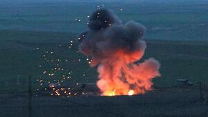 Son dakika... Azerbaycanda askeri üste patlama